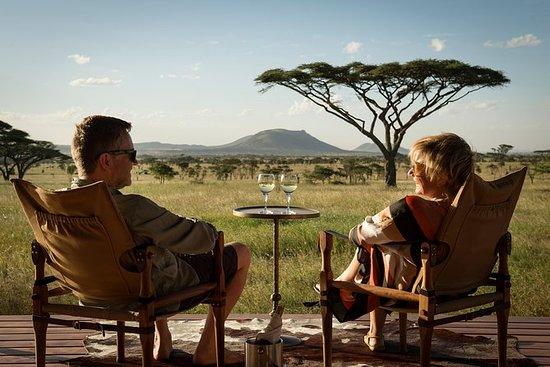 Safari de lujo en Tanzania