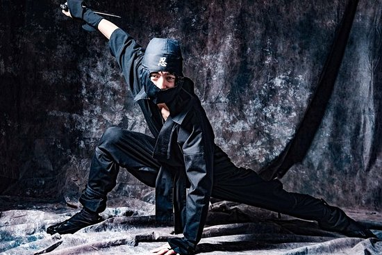Ninja Cosplay Erfahrung