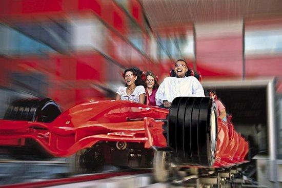 Dagtrip naar Ferrari World Abu Dhabi ...