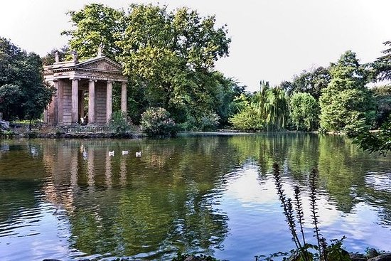 Villa Borghese Tour and Picnic