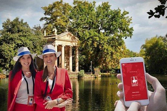 Villa Borghese Garden Game tour - Art...