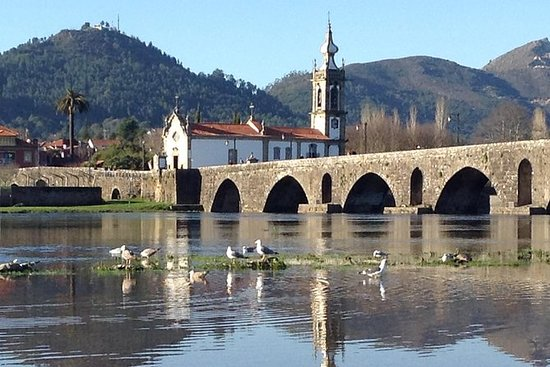 Tour Viana do Castelo, Ponte de Lima...