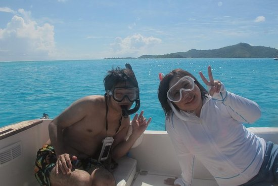 Introductory Dive Shared Boat Bora...