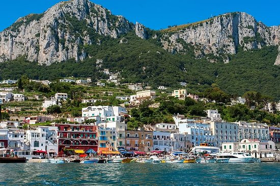 Open Voucher: Capri Tour With Island...