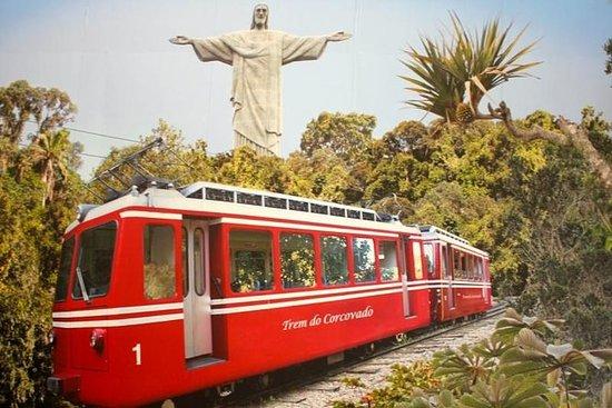 Rio de Janeiro: Corcovado och Kristus ...