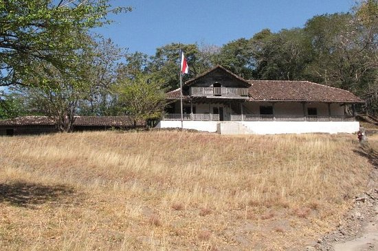 Santa Rosa nasjonalpark og Liberia...