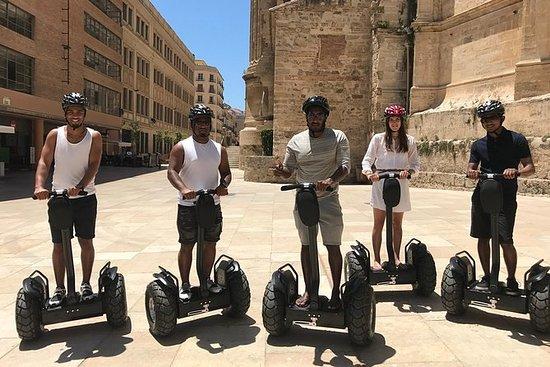 Recorrido completo de Málaga en Segway