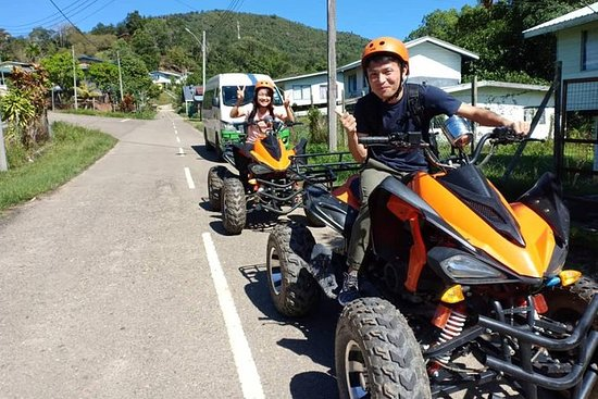 Tambunan Quad & Village Day Tour