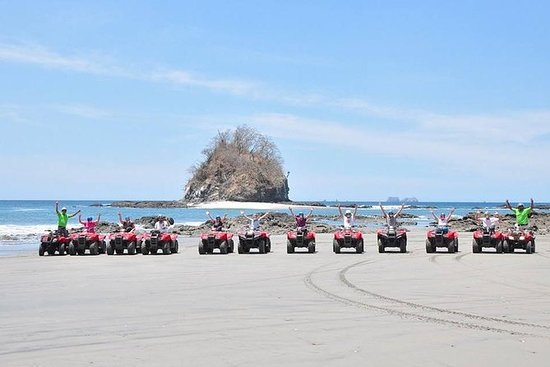2 Hrs ATV Tour in the Papagayo Gulf