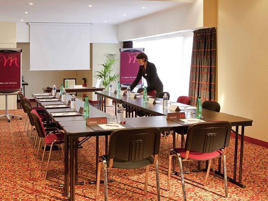 Mercure Angers Centre Gare : Meeting room