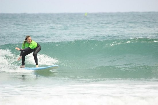 Private One on One Surfles in Newquay
