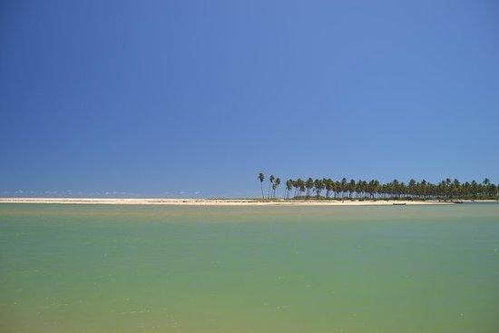 Praia da Costa de Camaçari e Praia