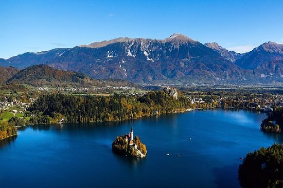 Melhor da Eslovênia em três dias