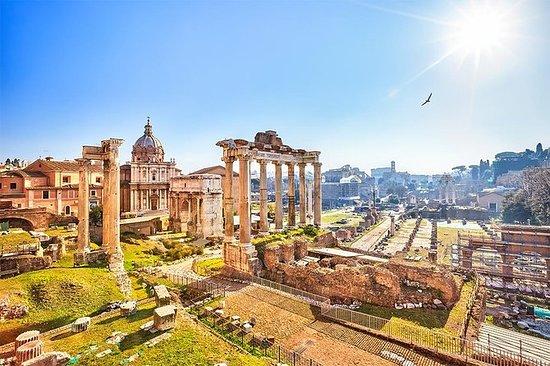 Intera giornata intera privata a Roma