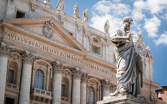 Privat Roma på en dag