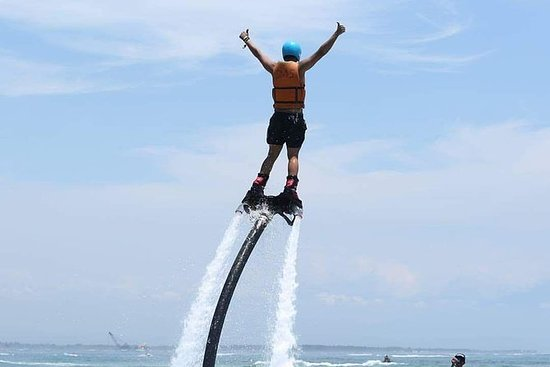 Bali Water Sport Combo Tour: Fly...