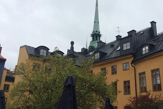Privat Best of Stockholm City Walk 3...