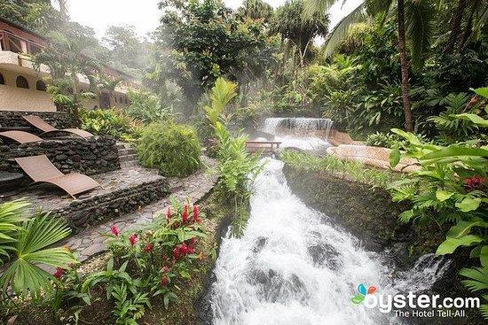 Tours Volcán Arenal con aguas...