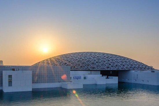 Louvre Museum Abu Dhabi met transfers ...