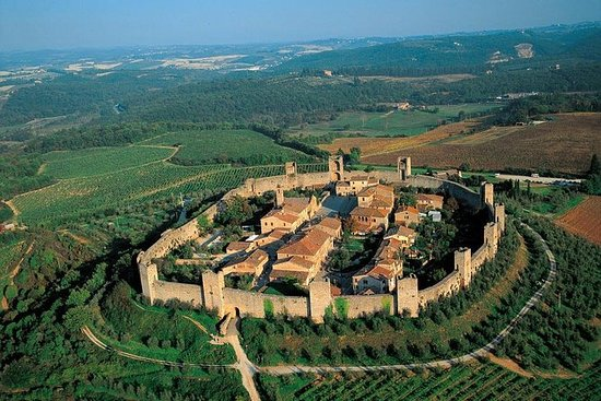PRIVATE TOUR - THREE CITIES SIENA...