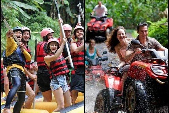 Rafting combinado de agua y ATV QUAD...