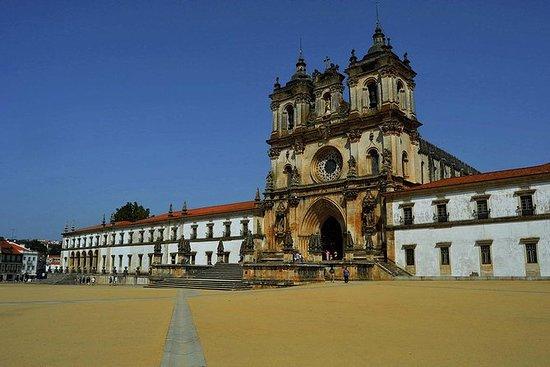 Monasterios de Alcobaça y Batalha...