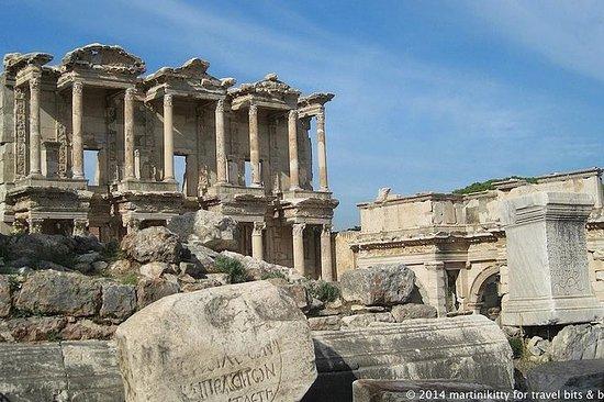 Full dag Efesus tur fra Kusadasi