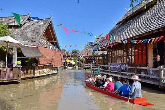 Pattaya-Bangkok 4 giorni 3 notti