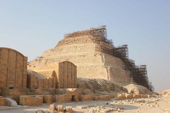 Pyramiden und Gräber: Ganztägige Tour...