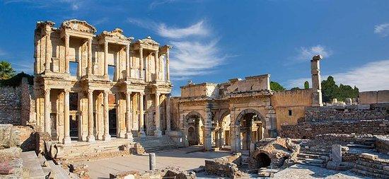 Gruppe Tour Ephesus