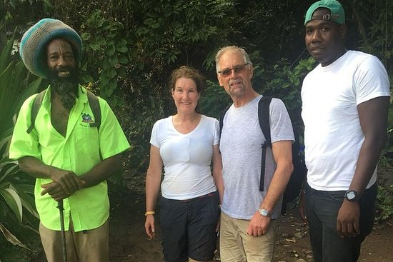 Piton Hike Adventure
