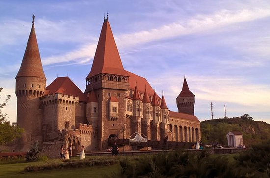 Un giorno in Transilvania - Partenza