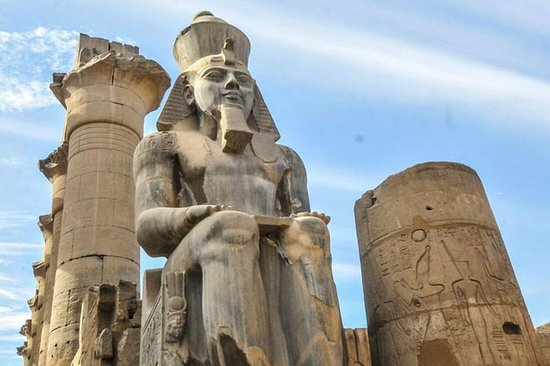 Luxor Tagestour von El Quseir