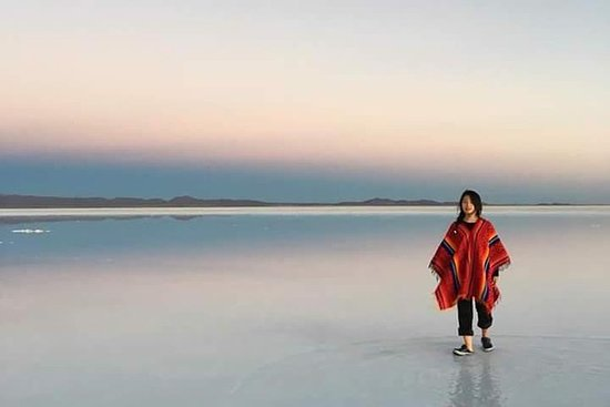 Full Day Uyuni Salt Flats by Bus from...