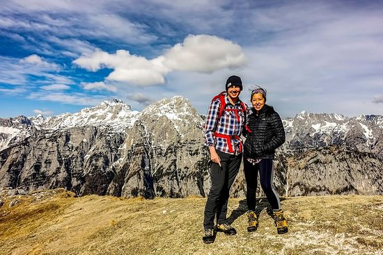 Escursione panoramica a Julian Alpes