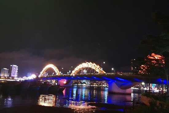 DA NANG NIGHT LIFE Tour with MARBLE...