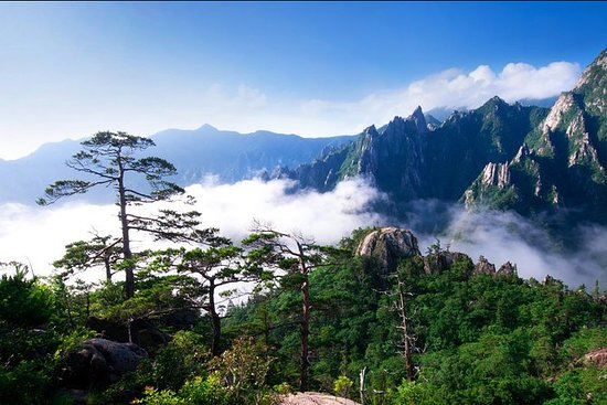 Parco nazionale di Mt Seorak con