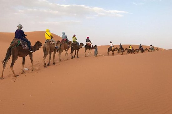 MARRAKECH TO SAHARA MOROCCO 8 DAYS