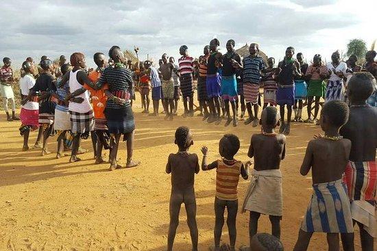 エチオピアツアー12日ツアー