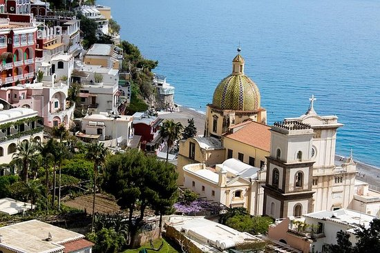 AMALFI COAST Positano Amalfi og...