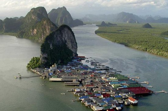 Phang Nga Bay and Koh Panyee