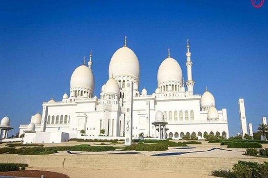 Grande Mesquita Sheikh Zayed de Abu...
