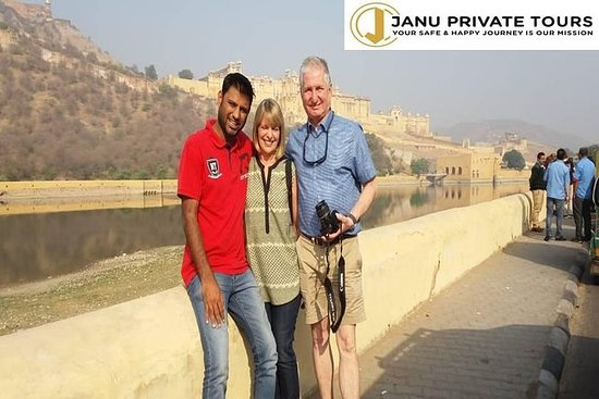 Private Day Tour of Jaipur with Car...