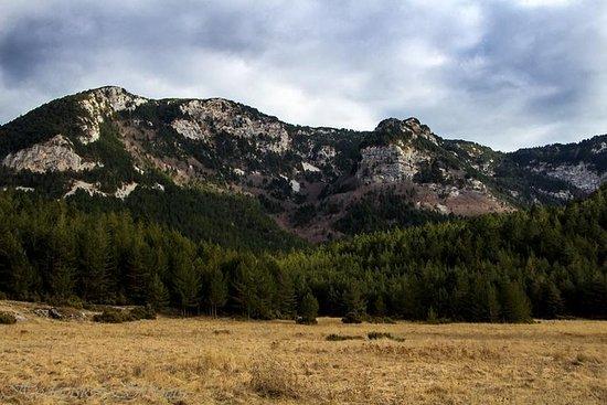 Mountain Cvrsnica-Hajducka vrata
