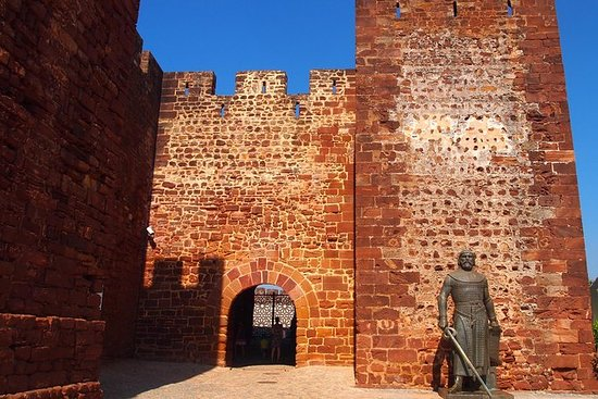 Silves & Caldas & Monchique Full Day