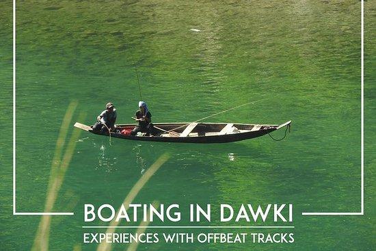 Båtliv i Dawki
