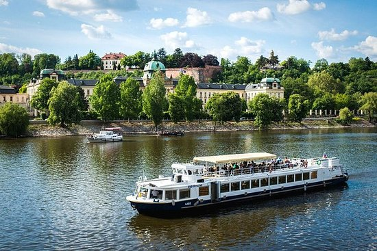 Praha Båter 2-timers lunsj cruise