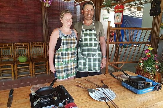 Hoi An ECo Cooking Class Tour with...