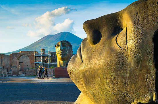 Pompeii, Herculaneum and winery tour