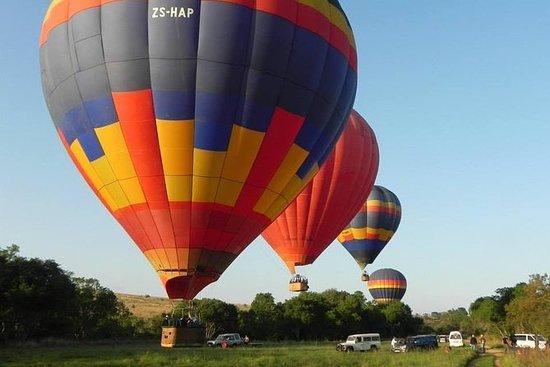 Vuelo en globo aerostático en Cape...